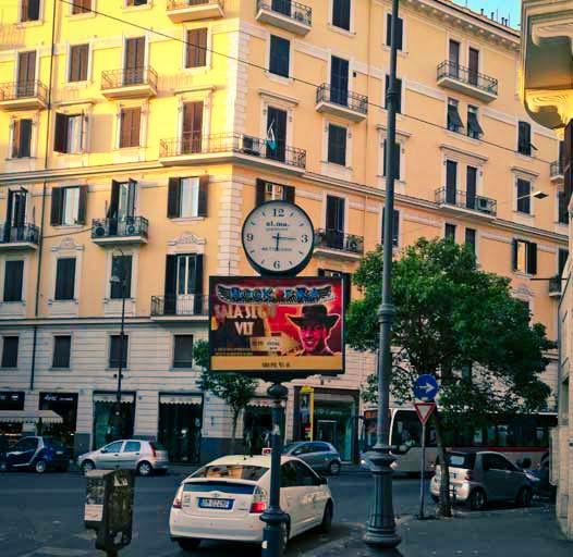 Piazza BsAs - quartiere Salario