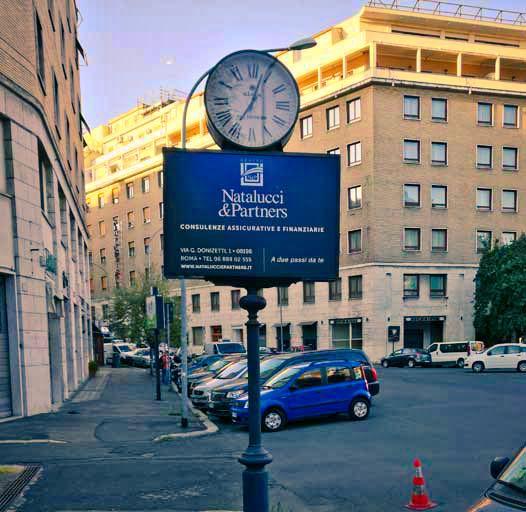 Piazza Euclide - Parioli