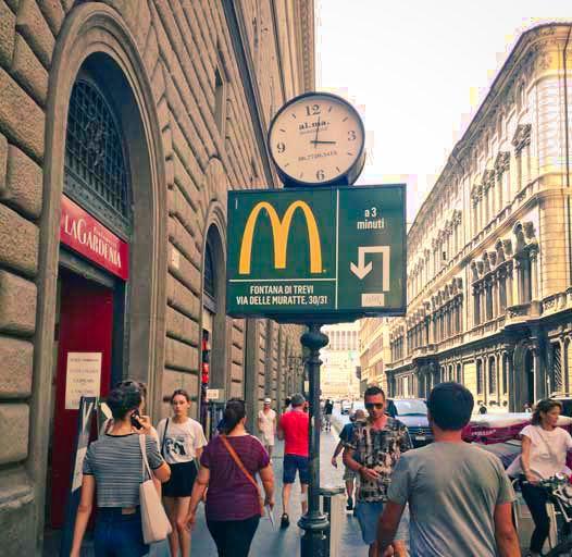 Via del Corso - Centro Storico